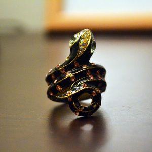 Betsey Johnson: Snake Ring